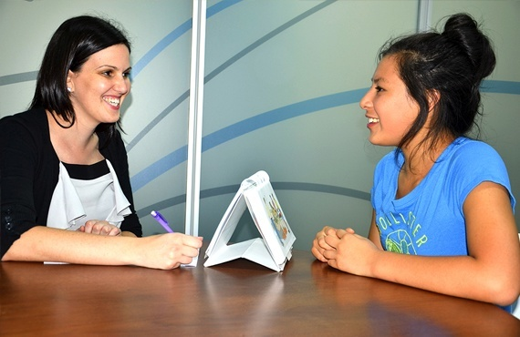Speech Therapy Doncaster. Focus on Speech. Children's Speech Therapy Services